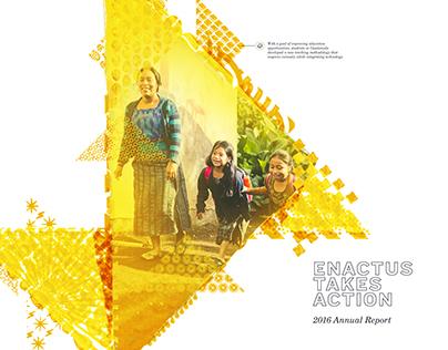 Enactus Annual Report 2016
