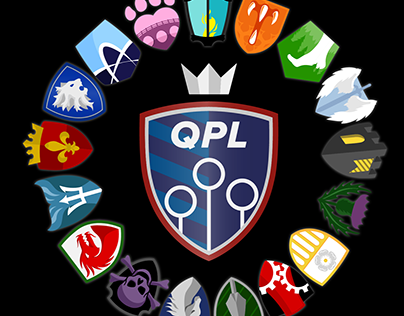 Quidditch Premier League Teams