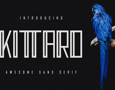 Kittaro - Awesome Sans Serif