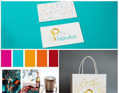 Mini branding for Event Company