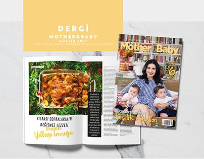 DERGİ - MOTHER&BABY