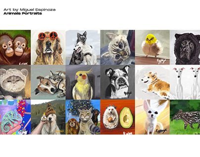 Animals Portraits