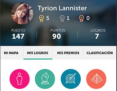 EVO BANK App Design