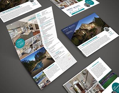 Real Estate Listing Brochure