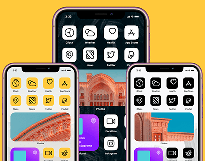 66 Icons for iOS 14