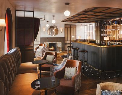 [4pixos] Sanders Hotel