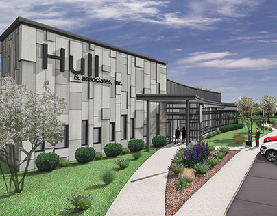 Hull & Associates, New Office Building