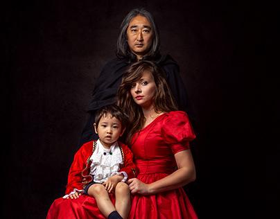 Royal family Fine Art Photo