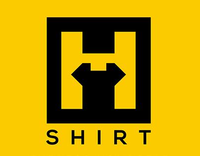 H Shirt   Logo Lifting