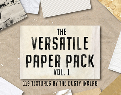 The Versatile Paper Pack Vol. 1
