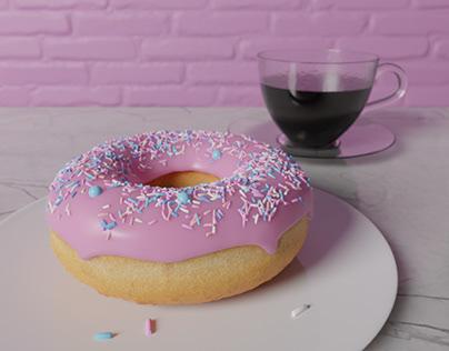 Famous Doughnut
