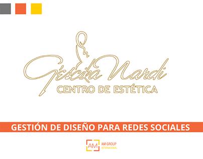 GESCIKA NARDI - DISEÑO PARA RRSS