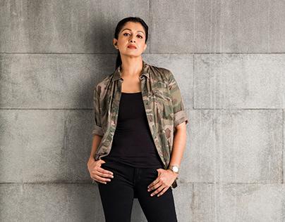 Profile Shots - Actress Gautami