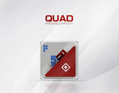 QUAD - Card game 2017