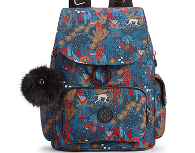 City Jungle - Exclusive prints for Kipling