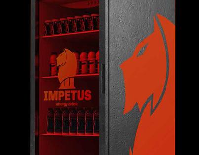 Impetus Energy Drink | Branding