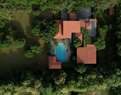 Chhattarpur Farmhouse - Architecture Photography