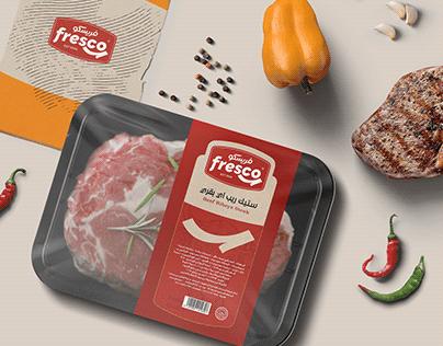 Fresco brand design