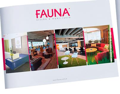 Brochure Fauna