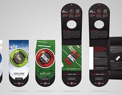 PRINT: Impact Alert Sensors Packaging