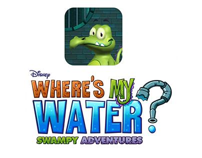 Game demo for Disney USA / Game designer / Art director