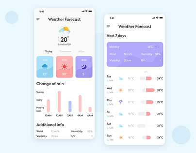 Make a Weather App
