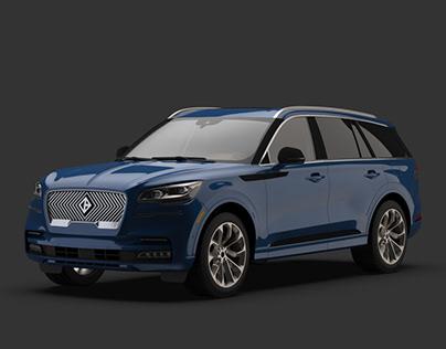DEVBEZ SUV Concept Design