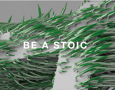 Be a Stoic