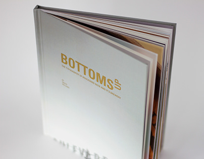 Bottoms Up! Public Typography Book