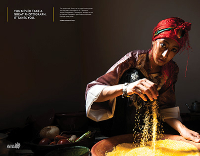 National Geographic - 'Moments' Photography Competition