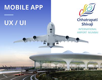 Mumbai T2 Terminal's App