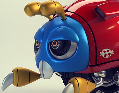 Moto Bug Fan Art