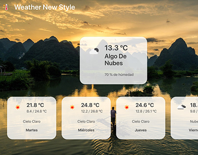 Weather New Style