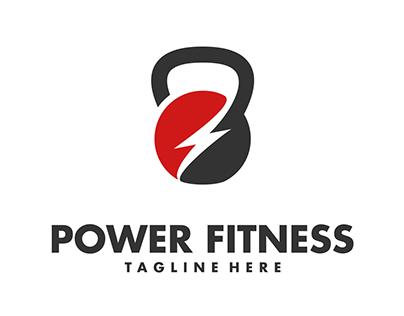 Power Fitness Logo