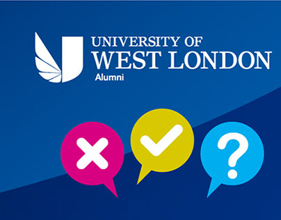 Alumni Survey, Uni of West London