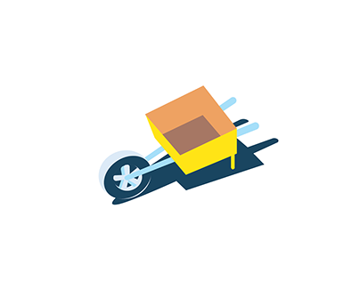Wheelbarrow Logo