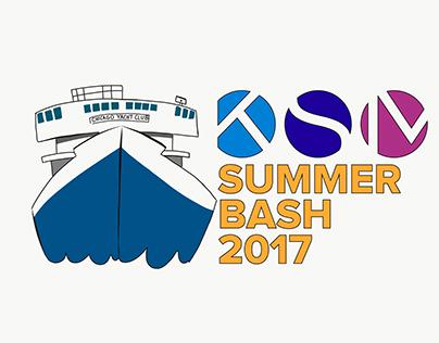 KSM Summer Bash 2017 Photo Booth logo
