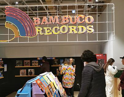 DISE3146_Bambuco Records• Interactive design