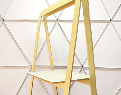 A-Frame Exhibition Stand & Workstation