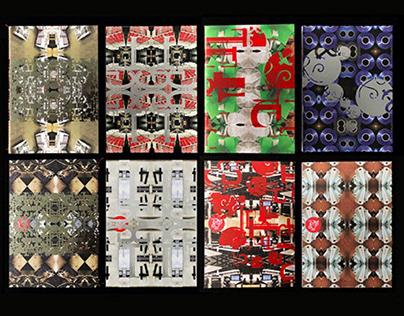 Visual Diary series for Gunn & Taylor Printers