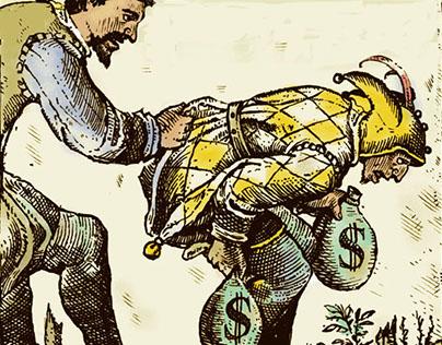 Risky Management illustration
