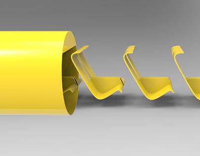 Hyperloop Seating Study