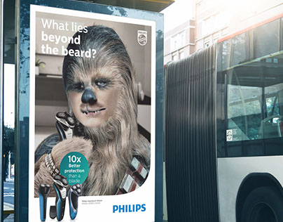 Philips Aquatouch Print Ads