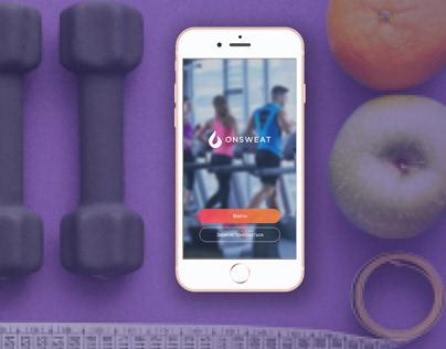 Mobile App Design For Fitness