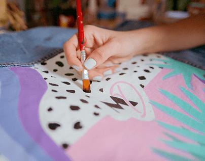 Arte Textil _ Identidad Maia Dros