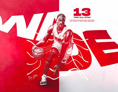 The Vets | 2019 NBA All Star Artwork by Grant Thomas