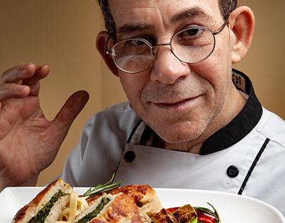 Italian restaurant photography project