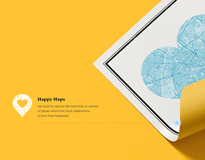 The Happy Maps Project