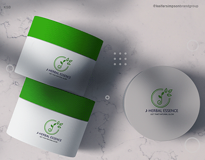 Studio Hours | J-Herbal Essence | Brand Identity and Pa