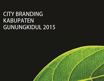 City Branding Kabupaten Gunungkidul 2015